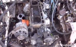перегрев двигателя