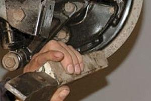 Замена подшипника ступицы нива шевроле