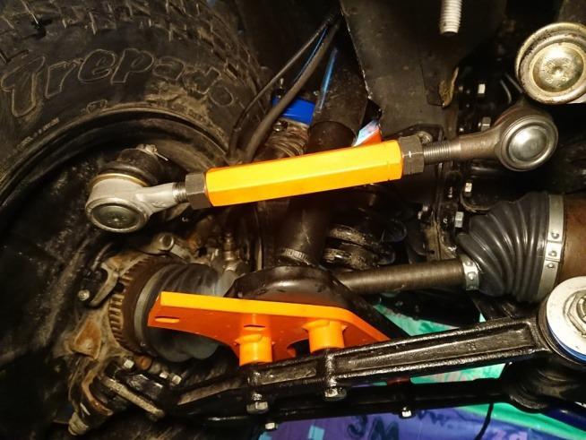 Усиленные рулевые наконечники